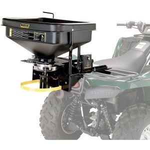Elektrische kunstmeststrooier Moose voor quads, 62 ltr