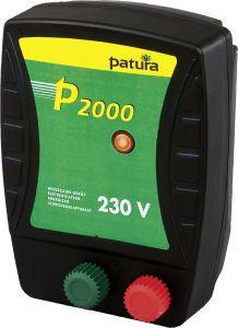 Patura P2000 schrikdraadapparaat 230 Volt