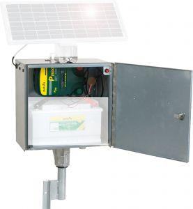 P1500 multifunctioneel apparaat 230V/12V met veiligheidsbox en aardpen