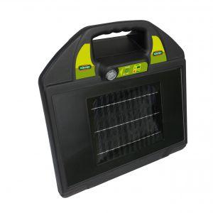 Koltec MS 15 mobiel solar schrikapparaat