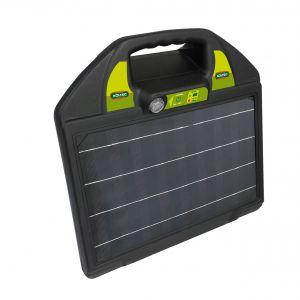 Zwaar schrikdraadapparaat op zonne-energie Koltec MS 50