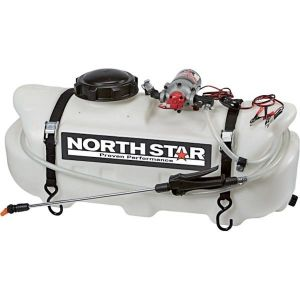 Elektrische quad onkruidspuit, 60 liter, 12 Volt, North Star