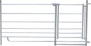 Schapen koppelhek met poort, b=1,83 m