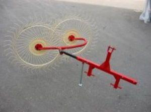 Hooi acrobaat 2 wielen, 1,3 meter