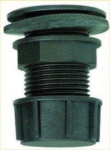 Losse uitloop dop 32 mm voor ronde weidedrinkbakken