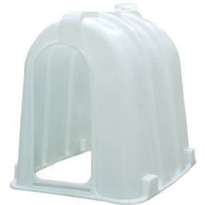 Kalverhut iglo Compact wit