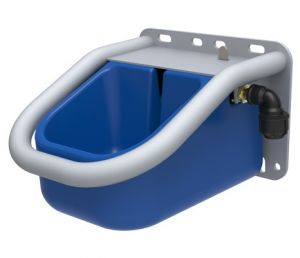 Wegklapbare Dumpy vlotterdrinkbak 3,5 liter