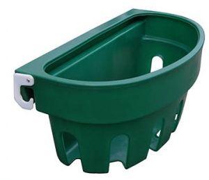 Kunststoffen hanghooiruif 100 liter