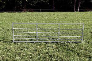Hek, 2,75 m, schapen, vz