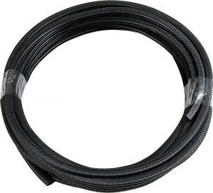 Dakrandbescherming, rubber, per meter