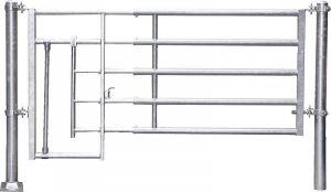 Afscheiding kalveren R5 (1/2),montage lengte 2,00-2,75m