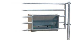 Voerautomaat, kalveren ophangbaar