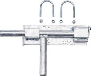 Aanschroef grendel, d=25 mm, vz