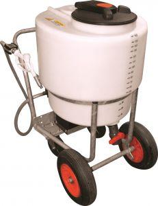 Melktransporter 170 liter met pomp
