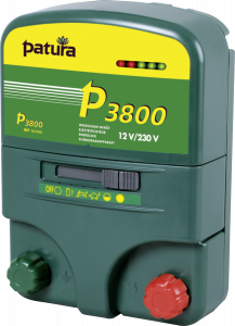 P3800 multifunctioneel apparaat 230V/12V