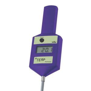 Temperatuurmeter voor hooi, graan, voer en houtsnippers