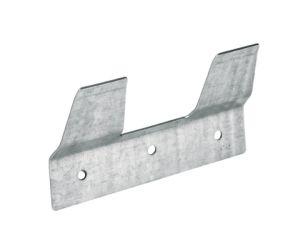 Ophangplaatje voor afgeplatte kalveremmer / speenemmer
