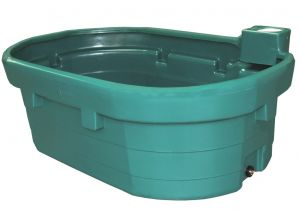 Weidedrinkbak Suevia 1000 liter (excl. vlotter)