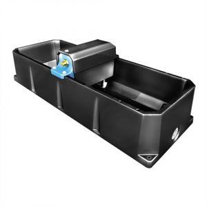 Drinkbak 75 liter - verplaatsbare vlotter