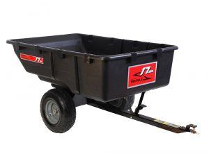 Zitmaaier aanhangwagen 385 kg