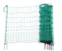 Kleinveenet zonder stroomdraden, 112 cm, 25 mtr., met dubbele punt