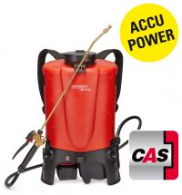 Birchmeier REC 15 accu rugspuit, 15 liter (Li-Ion batterij, CAS systeem)