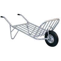 Voerkruiwagen met 1 wiel