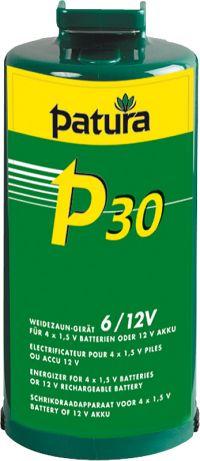P30 schrikdraadapparaat batterij / 12V