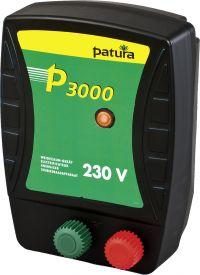 Patura P3000 schrikdraadapparaat 230 Volt