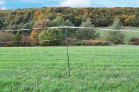 Wolfafweernet 50 meter 90/120cm enkele pen