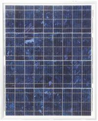 Zonnepaneel 45 Watt incl. laadregulator