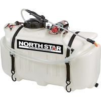 Elektrische quad onkruidspuit, 98 liter, 12 Volt, North Star