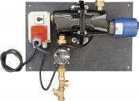 Rondpompverwarmingsysteem Mod.300, 400 V, 3000 W, Pomp 100 W