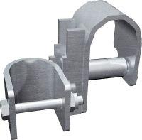 Zadelklem boven voor frame halswijdteinstelling