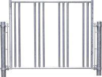 Veiligheid-Paardenvoerhek, L= 2,10 m3 Voerplaatsen