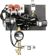 Rondpompverwarmingsysteem model 312
