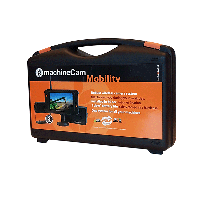 MachineCam Mobility draadloos camerasysteem met accu