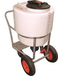 Melktransporter 170 liter met mixer