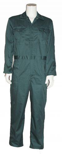 Voordeelpak met 4 overalls met drukknopen - katoen/polyester