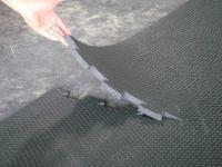Vloeistofdichte puzzelmat 1 x 1 meter, 15 mm dik