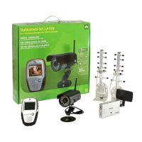 Stal & Trailer Camera Set 2,4 GHz  compleet