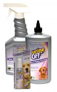 Urine Off Dog & Puppy Spray