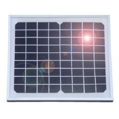 Zonnepaneel Amorph 5 Watt