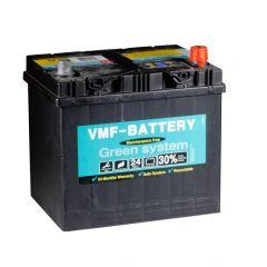 Accu VMF 12V/60Ah onderhoudsvrij