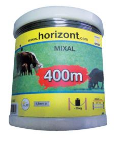 Draad aluminium MIXAL 2,5mm
