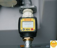Digitale teller voor DT-Mobil Easy 210l, 440 l en 440/50l
