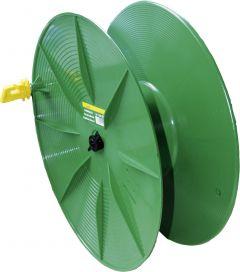 Extra trommel voor linthaspel breedbandhaspel
