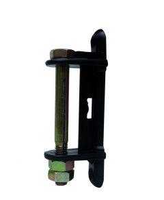 Lintisolator CORNER I-40 verzinkt met spanner
