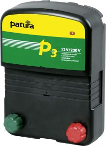 P3 combiapparaat 230V/12V