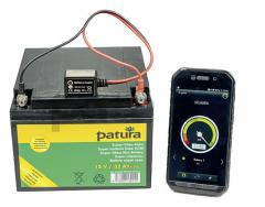 12 Volt batterijbewaking met smartphone app